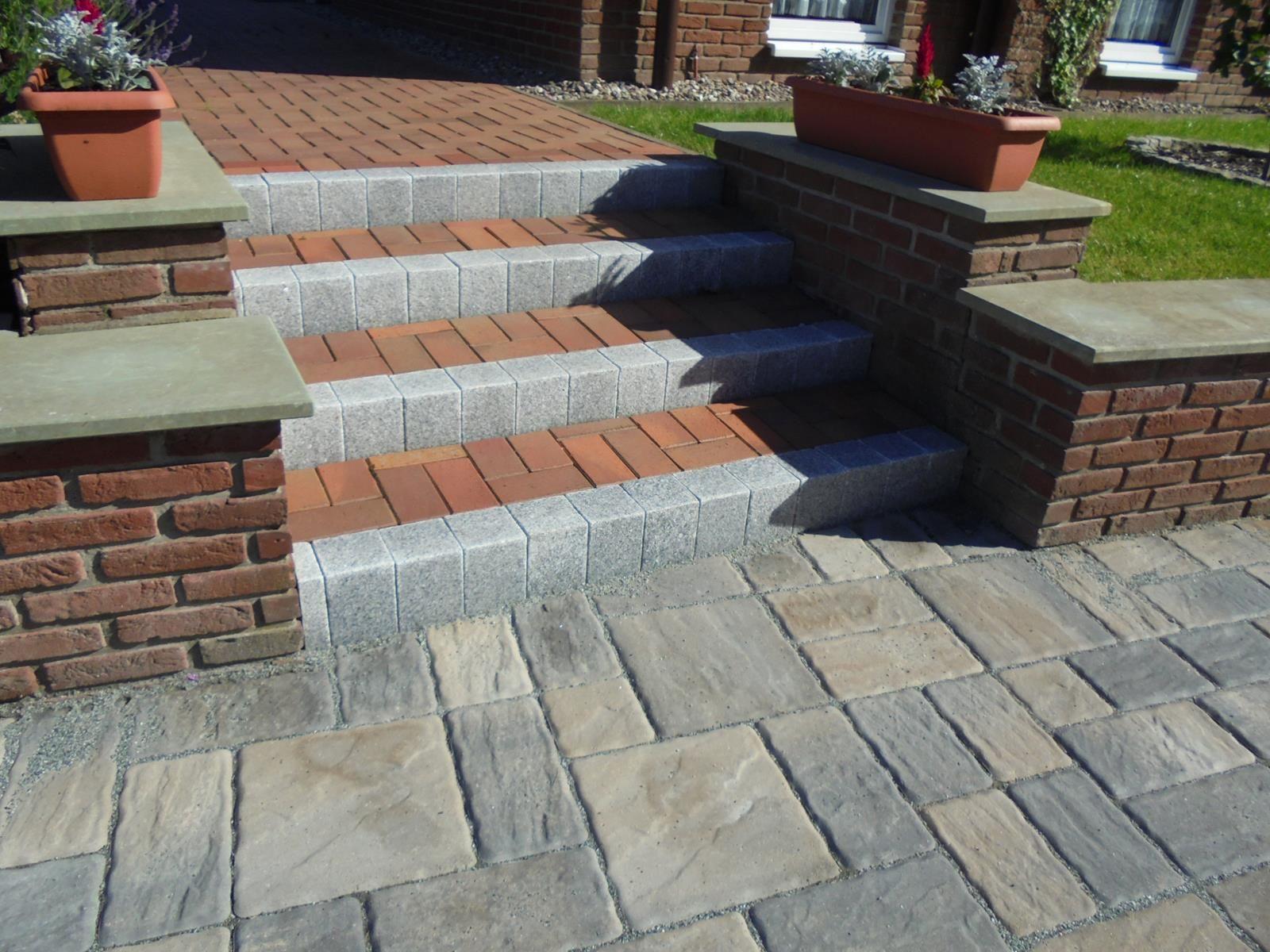 Berühmt Mauern/ Treppen   Freiraummanagement - Garten- und NI55